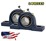 5 8 pillow block bearing - 2 Piece UCP201-8, 1-2 inch Pillow Block Bearing Solid Base,Self-Alignment, Brand NEW