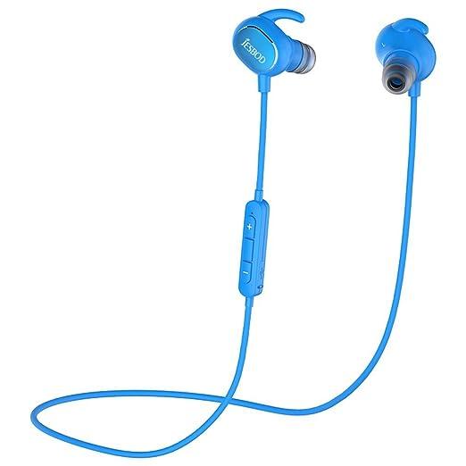 97 opinioni per Cuffie Bluetooth, JESBOD Cuffie Wireless Sport a Prova di Sudore ( Bluetooth