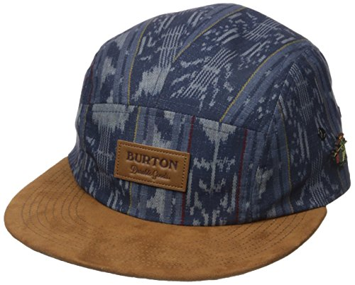 Burton Strange Daze Hat, One Size, Dark Denim Guatikat