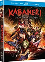 Kabaneri of the Iron Fortress: Season One (Blu-ray/DVD Combo) from Funimation