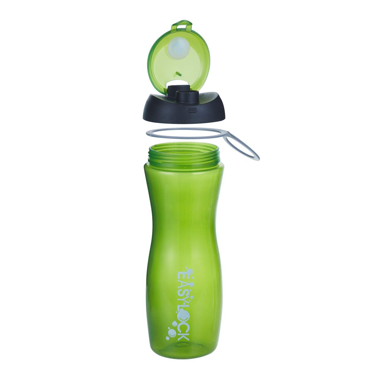 Eco Friendly BPA-Free with Handle Suitable for Outdoor Hiking Camping Cycling Gym Yoga OTTER Sports Water Bottle 21 oz Water Bottle for Kids and Adults