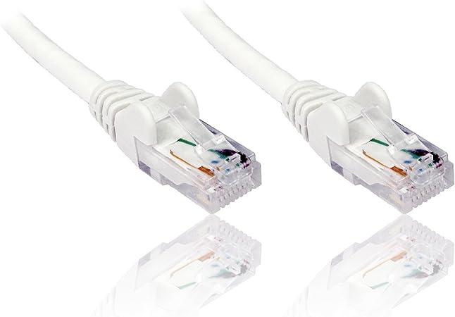 Premiumcord Netzwerkkabel Ethernet Lan Patch Kabel Computer Zubehör