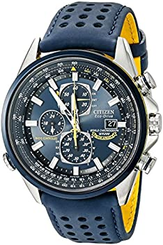 Citizen Blue Angels World A-T Eco-Drive Men's Watch