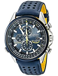 "Citizen Men's AT8020-03L""Blue Angels World A-T"" Eco-Drive Watch"