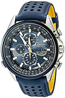 "Citizen Men's AT8020-03L ""Blue Angels World A-T"" Eco-Drive Watch (B009DRP9RU) 