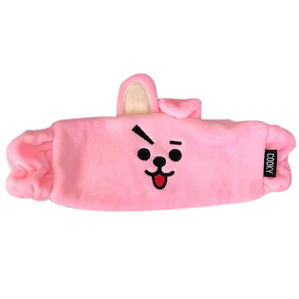 KPOP BTS BT21 Cartoon Cleansing Hair Band BTS Character for RJ vChimmy Cooky Mang TATA Shooky Koya VAN Discovery