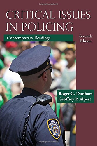 critical issues in law enforcement Critical issues in law enforcement on amazoncom free shipping on qualifying offers.
