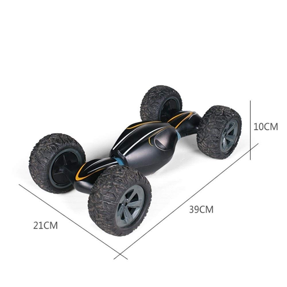 TBFEI 2.4Ghz Multifunction High Speed Drift Child Remote Control Car Plastic Electric Four-Wheel Drive Model Bigfoot Boy Toy Gift Racing Car for Kids Climbing Car (Color : Mixed) by TBFEI (Image #6)