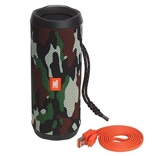 JBL FLIP Bluetooth Speaker Camouflage