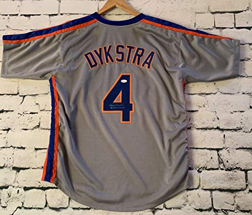 Lenny Dykstra Signed Autographed