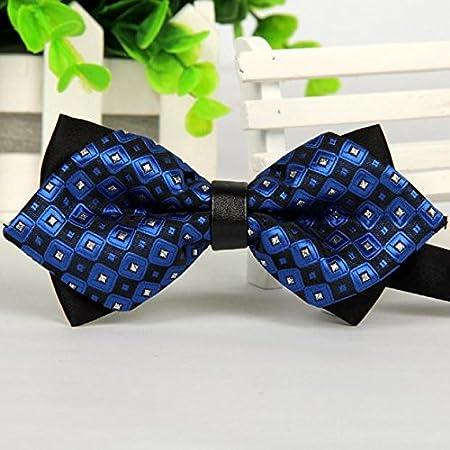 Pajarita Tie Corbata Hombre de Modo Bow Tie Pre-Legato Bowtie para ...