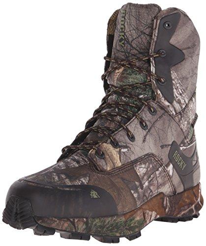 Rocky Men's 8 Inch Broadhead 800G Hunting Boot - Realtree...