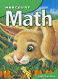 Harcourt Math, Harcourt School Publishers Staff, 0153155116