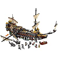 LEGO Pirates of The Caribbean Silent Mary 71042 Building...