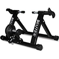 KJRJKX Bike Trainer Stand, Indoor Bicycle Exercise Trainer, Bicycle Exercise Magnetic Stand with Noise Reduction Wheel…