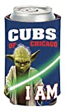 MLB Chicago Cubs Star Wars Yoda Can Cooler