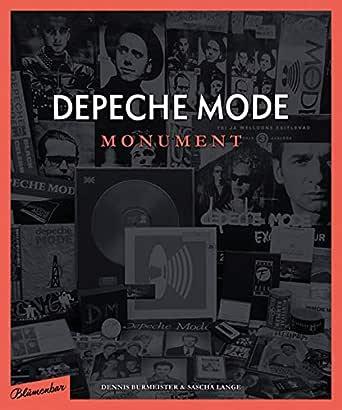 Depeche Mode : Monument (German Edition) eBook: Burmeister, Dennis, Lange, Sascha: Amazon.es: Tienda Kindle