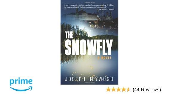 Amazon Snowfly 9780762786954 Joseph Heywood Books