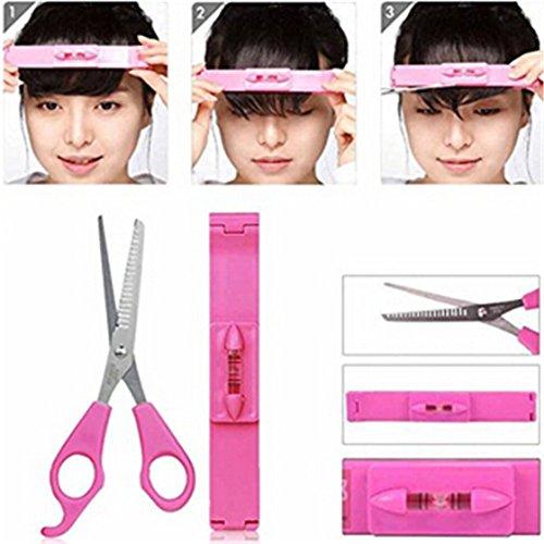 TraveT Professional Magic Hair Cutting Band Set Hair Cutting Tool