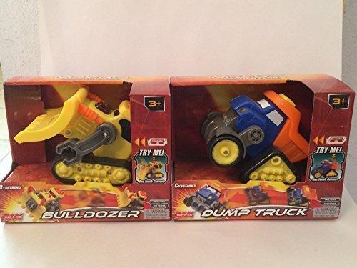 M.A.R.S. Converters Robot Bulldozer
