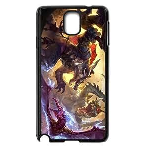 Cho'Gath Samsung Galaxy Note 3 Cell Phone Case Black 218y-039548