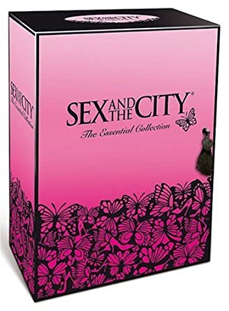 Complete set of sex and the city