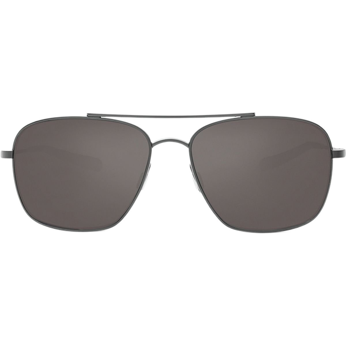 Direct CAN185OGGLP Costa Del Mar Canaveral Sunglasses Brushed Gray//Gray 580Glass Pro-Motion Distributing