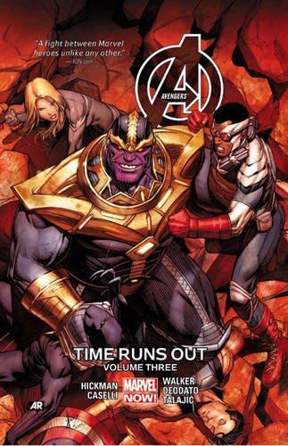 Avengers: Time Runs Out Vol. 3 (Kev Walker)