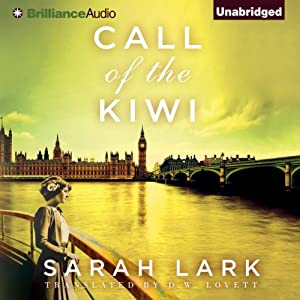 Call of the Kiwi Audiobook