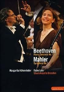 Beethoven: Piano Concerto, No. 1 & Mahler: Symphony No. 1 [Import]