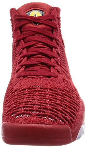 23 Rouge Jordan Nike de Elevation Chaussures Flyknit Red 601 Basketball Black University Homme qtq8Bwfn