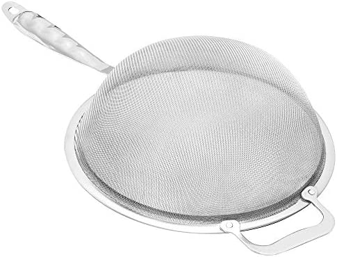 Upgraded Fine Strainer Sturdy Handle product image