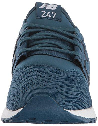 Wrl247sk Marino New Balance Blu Sneaker Donna 15xxgwqzX