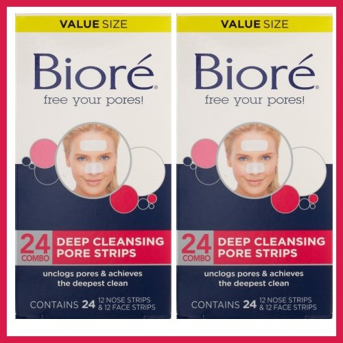 BIORE DEEP CLEANSING PORE STRIPS 48 by biore by biore (Image #2)