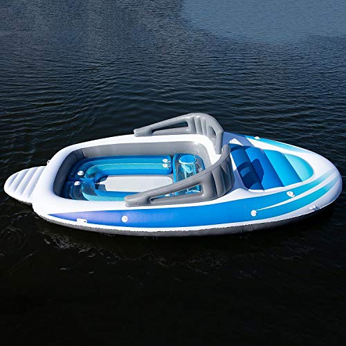 6-Person Inflatable Bay Breeze Boat Island Party Island by SunPleasureInflatable (Image #3)