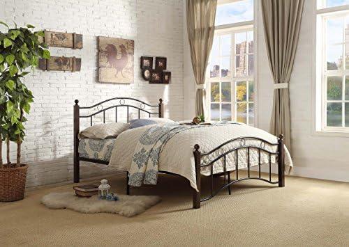 Homelegance Averny Metal Platform Bed
