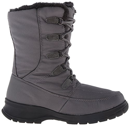 Kamik Neige De Synthétique Botte Anthracite Brooklyn xrUxwnF