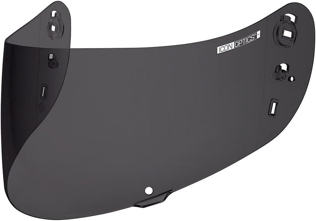 Airmada und Airframe Pro Silver Mirror Icon Visier Optics Shield passt f/ür Airform