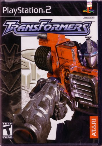 Transformers - PlayStation 2 (Playstation 2 Transformers Games)