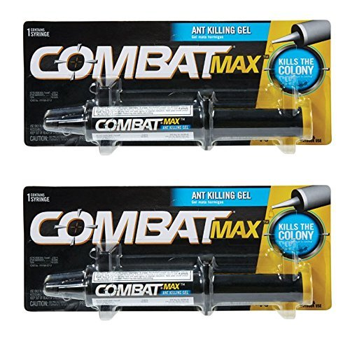 Ant Gel Bait (Combat Ant Killing Gel 27grams (Pack of 2))