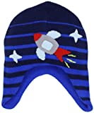 Kidorable Space Hero Hat, Soft Knit Hat for Kids, Blue, One Size Fits Most, Knit Winter Hat for Toddlers, Little Kids, Big Kids