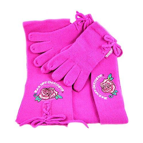 Harley Davidson Winter Gloves - 4