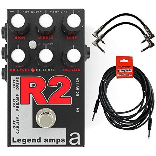 AMT LAR2 Legend Amp Series II R2 Mesa Triple Rectifier w/ 3 (Amt Electronics)