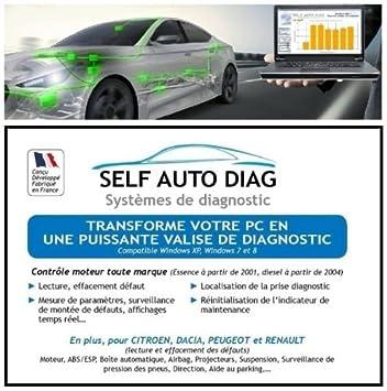 self auto diag