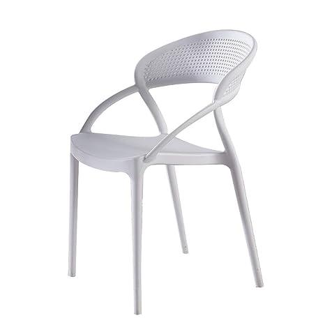 Sillas de jardín de plástico, sillas de jardín plegables ...