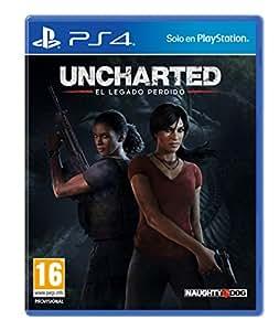 Uncharted: El Legado Perdido (precio: 34,90€)