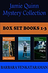 Jamie Quinn Mystery Collection: Box Set Books 1-3 (English Edition)
