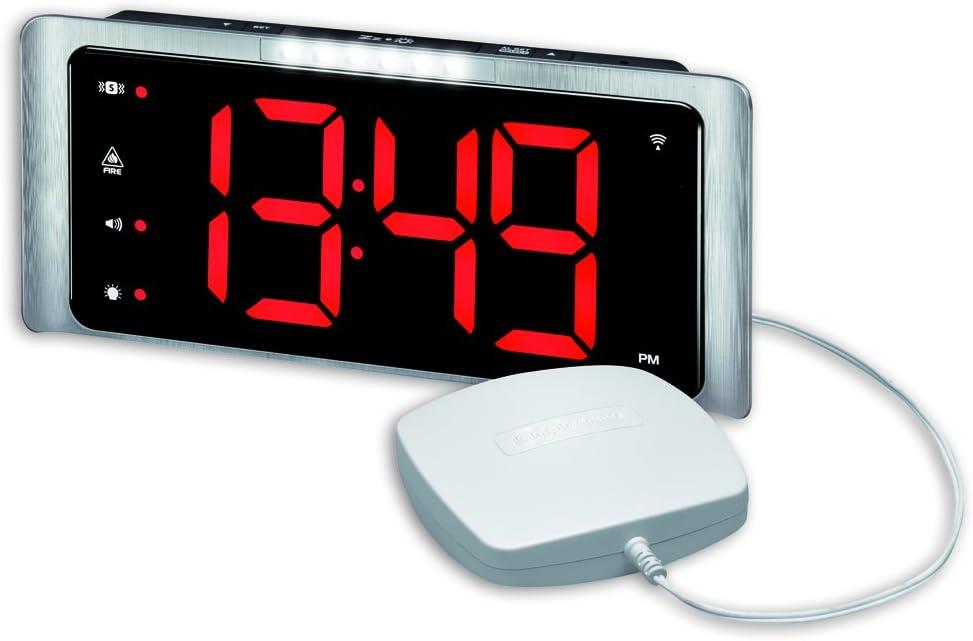 Audioline 907792 amplicomms TCL 410 Funkwecker mit lautem ...