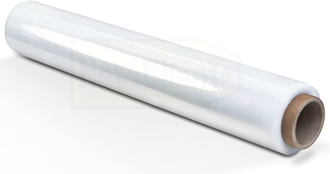 6 St Rollen Stretchfolie Verpackungsfolie 23μm 1,5kg Transparent Beste Qualität