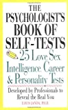 Psychologist's Book of Self-Tests, Louis Janda and Louis H. Janda, 0399522115
